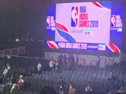 NBA (National Basketball Association) Games in India